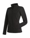 Active Fleece Jacket Women bis Gr.XL / Active ST5100 L Black Opal