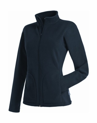 Active Fleece Jacket Women bis Gr.XL / Active ST5100 XL Blue Midnight
