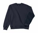 Arbeits Sweatshirt bis Gr.4XL / B&C Hero Pro WUC20 S Navy