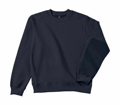 Arbeits Sweatshirt bis Gr.4XL / B&C Hero Pro WUC20 L Navy