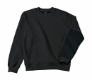 Arbeits Sweatshirt bis Gr.4XL / B&C Hero Pro WUC20 XL Black