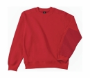 Arbeits Sweatshirt bis Gr.4XL / B&C Hero Pro WUC20 XL Red