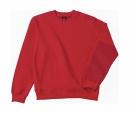 Arbeits Sweatshirt bis Gr.4XL / B&C Hero Pro WUC20 2XL Red