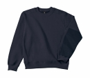 Arbeits Sweatshirt bis Gr.4XL / B&C Hero Pro WUC20 3XL Navy