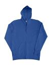 Damen Zip Hood Sweatjacke bis Gr.2XL / SG29F S Royal Blue