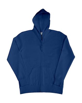 Damen Zip Hood Sweatjacke bis Gr.2XL / SG29F L Navy