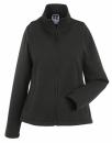 Damen SmartSoftshell Jacke Bis Gr.3XL(46) / Russell R-040F-0 XS (34) Black