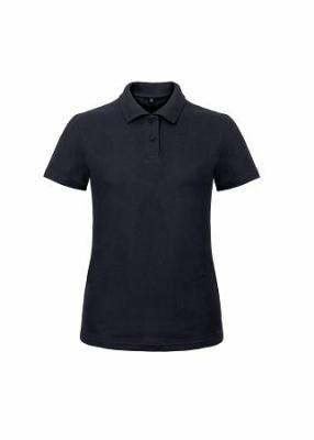 Damen Polo Shirt bis Gr.3XL B&C PWI11 XS Navy