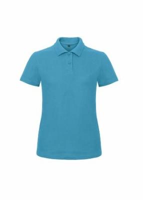 Damen Polo Shirt bis Gr.3XL B&C PWI11 XS Atoll