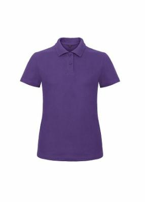 Damen Polo Shirt bis Gr.3XL B&C PWI11 XS Purple