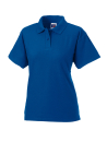 Damen Poloshirt bis Gr.4XL / Russell Europe R-539F-0 L Bright Royal