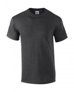 T-Shirt Ultra unisex bis Gr.5XL / Gildan 2000 S Dark Heather