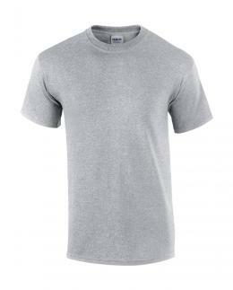 T-Shirt Ultra unisex bis Gr.5XL / Gildan 2000 S Sport Grey