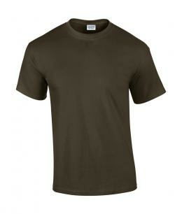 T-Shirt Ultra unisex bis Gr.5XL / Gildan 2000 S Olive