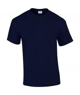 T-Shirt Ultra unisex bis Gr.5XL / Gildan 2000 S Navy