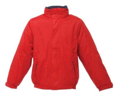Dover Herren Jacke / Wasser-,Winddicht / Segeljacke bis Gr.4XL / Regatta TRW297 XL Classic Red/Navy