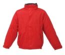 Dover Herren Jacke / Wasser-,Winddicht / Segeljacke bis Gr.4XL / Regatta TRW297 3XL Classic Red/Navy
