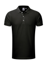 Stretch Polo-Shirt / Russell R-566M-0 L Black