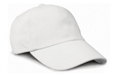 Baumwoll Cap / Navy / Result Caps RC024X One Size White