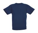 Original T Kids T-Shirt bis Gr.164 (14-15) / Fruit of the Loom 61-019-0 104 (3-4) Navy