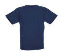 Original T Kids T-Shirt bis Gr.164 (14-15) / Fruit of the Loom 61-019-0 140 (9-11) Navy