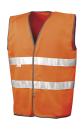 Sicherheitsweste, Warnweste bis Gr.2XL / Result R211X S/M Fluorescent Orange