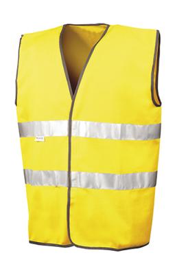 Sicherheitsweste, Warnweste bis Gr.2XL / Result R211X L/XL Fluorescent Yellow