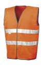 Sicherheitsweste, Warnweste bis Gr.2XL / Result R211X 2XL Fluorescent Orange