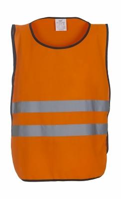 Fluo Kasack für Erwachsene bis Gr.L/XL / Yoko HVJ269 2XL/3XL Fluo Orange