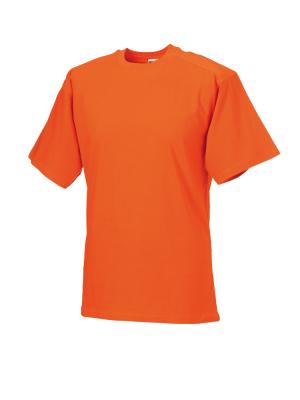 T-Shirt - Arbeitsshirt bis Gr.4XL / Russell  R-010M-0 XS Orange