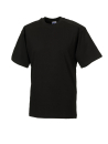 T-Shirt - Arbeitsshirt bis Gr.4XL / Russell  R-010M-0 S Black