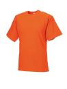 T-Shirt - Arbeitsshirt bis Gr.4XL / Russell  R-010M-0 S Orange