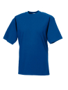 T-Shirt - Arbeitsshirt bis Gr.4XL / Russell  R-010M-0 L Bright Royal