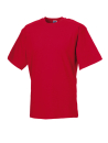 T-Shirt - Arbeitsshirt bis Gr.4XL / Russell  R-010M-0 L Classic Red