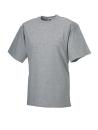 T-Shirt - Arbeitsshirt bis Gr.4XL / Russell  R-010M-0 L Light Oxford