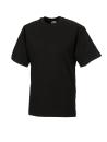T-Shirt - Arbeitsshirt bis Gr.4XL / Russell  R-010M-0 3XL Black