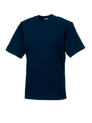 T-Shirt - Arbeitsshirt bis Gr.4XL / Russell  R-010M-0 4XL French Navy