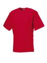 T-Shirt - Arbeitsshirt bis Gr.4XL / Russell  R-010M-0 4XL Classic Red