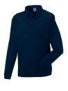 Herren Polo-Sweatshirt bis Gr.4XL / Russell 012M S French Navy
