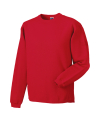 Arbeits Sweatshirt Set-In bis Gr.4XL / Russell  R-013M-0 S Classic Red