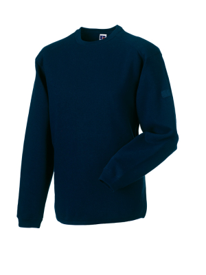 Arbeits Sweatshirt Set-In bis Gr.4XL / Russell  R-013M-0 M French Navy