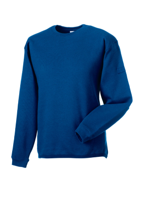 Arbeits Sweatshirt Set-In bis Gr.4XL / Russell  R-013M-0 M Bright Royal
