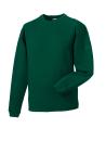 Arbeits Sweatshirt Set-In bis Gr.4XL / Russell  R-013M-0 M Bottle Green