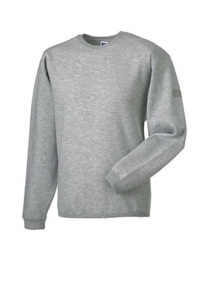 Arbeits Sweatshirt Set-In bis Gr.4XL / Russell  R-013M-0 M Light Oxford