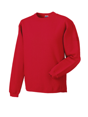 Arbeits Sweatshirt Set-In bis Gr.4XL / Russell  R-013M-0 L Classic Red