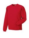 Arbeits Sweatshirt Set-In bis Gr.4XL / Russell  R-013M-0 2XL Classic Red
