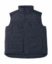 Expert Pro Workwear Bodywarmer bis Gr.4XL / B&C Expert Pro JUC40 M Navy
