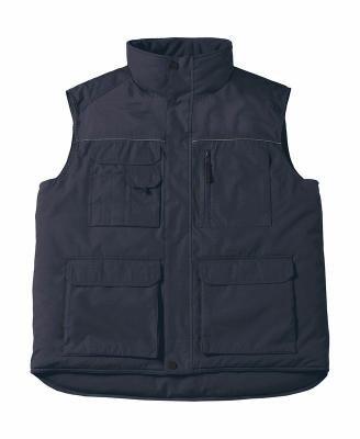 Expert Pro Workwear Bodywarmer bis Gr.4XL / B&C Expert Pro JUC40 XL Navy