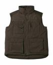 Expert Pro Workwear Bodywarmer bis Gr.4XL / B&C Expert Pro JUC40 2XL Brown