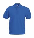 Herren Poloshirt Mischgewebe bis Gr.5XL / Fruit of the Loom 63-402-0 2XL Royal